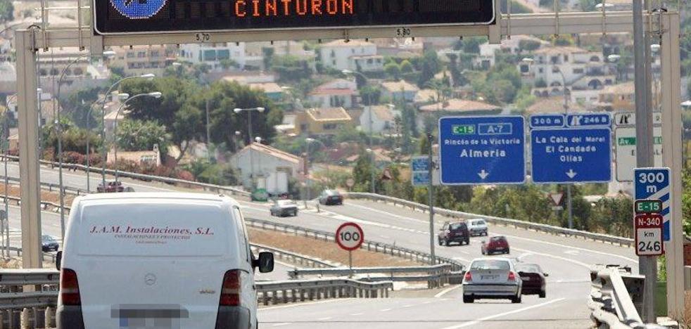 Tres radares de Málaga, entre los cinco que más multan de España