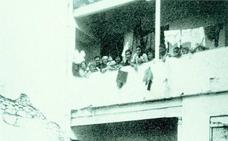Una epidemia de tifus mató a casi 500 personas en Málaga entre 1941 y 1943