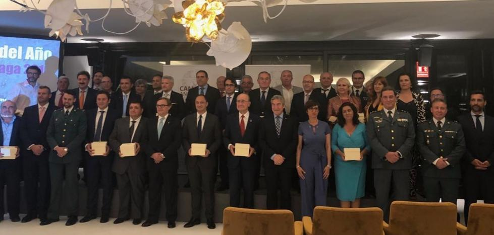 Homenaje al equipo del rescate de Julen con el premio 'Ingeniero del año 2019'