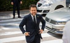 El vicepresidente de la Generalitat pide a Sánchez retomar el diálogo desde la declaración de Pedralbes