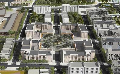 Unicaja impulsa los trámites para un nuevo barrio de tres mil pisos