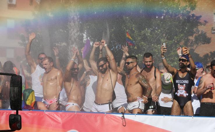 Las imágenes del Orgullo en Torremolinos
