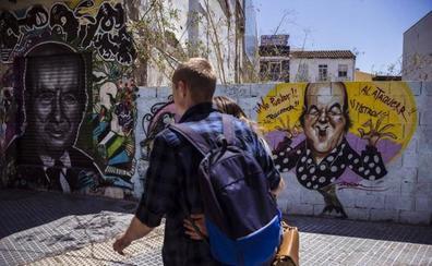Chiquito de la Calzada sigue vivo en Málaga