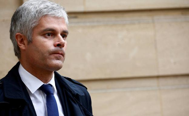 Laurent Wauquiez. /Reuters
