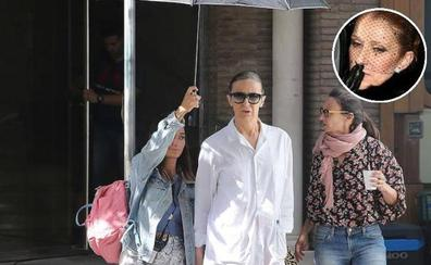 Así es la Celine Dion de Málaga