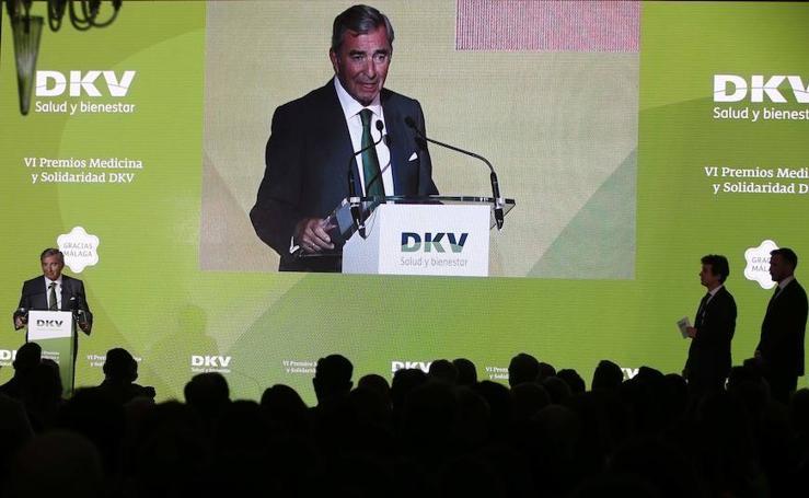 DKV entrega sus premios 'Medicina y Solidaridad'