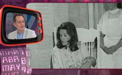Pedro Santos: «El archivo de TVE es hipnótico»