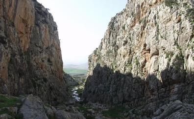 Los escaladores volverán al Tajo del Molino de Teba