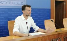 Maíllo asegura que a Vox no le importa Andalucía y utiliza los presupuestos para negociar otros gobiernos en Madrid