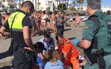 Muere ahogado un turista alemán en una piscina de Torrox