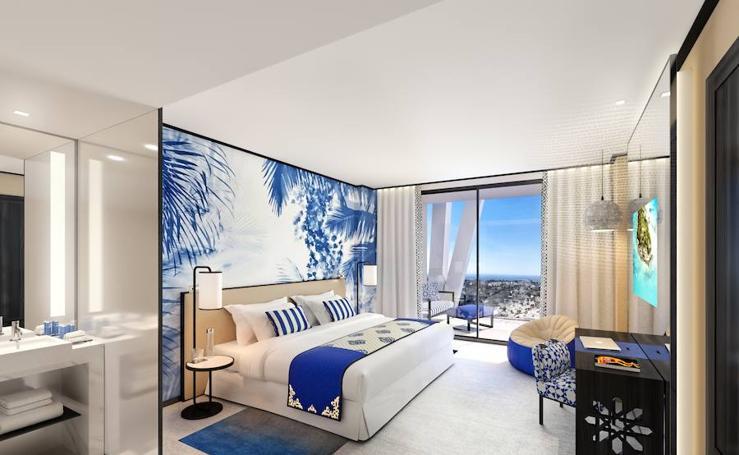 Así será el hotel de Club Med en Marbella