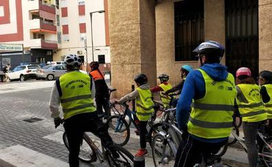 Rincón de la Victoria se adhiere a la Semana Europea de la Movilidad con el lema 'Camina con nosotros'