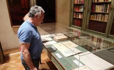 La Real Maestranza expone documentos de Pérez de Guzmán