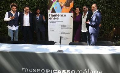 Maestros y jóvenes talentos, en el cartel de FlamencoEñe en el Museo Picasso