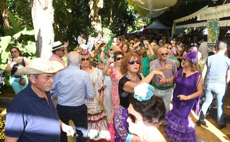 Así se está viviendo la Feria de Día de Marbella