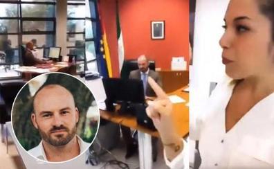 Imbroda, sobre el vídeo de su director general: «En las redes hay muchos justicieros valientes»