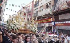 La Virgen del Rocío sale este sábado por las calles de la Victoria