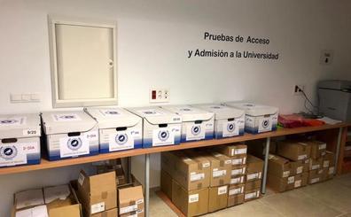 7.722 estudiantes se examinan de selectividad en Málaga, la cifra más alta de los últimos cinco años