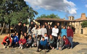 Estudiantes del IES Huelin se ponen mano a la obra