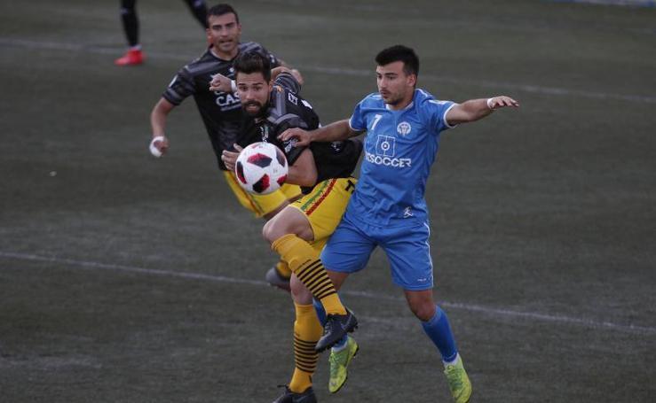 El Palo gana al Tarazona (2-1)