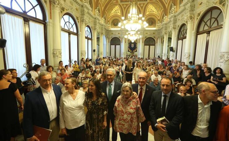 Las imágenes del ciclo '92 años de la Generación del 27' sobre Lorca en Málaga