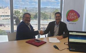 El BIC Euronova estrena el primer acceso a Internet a través de la luz en España