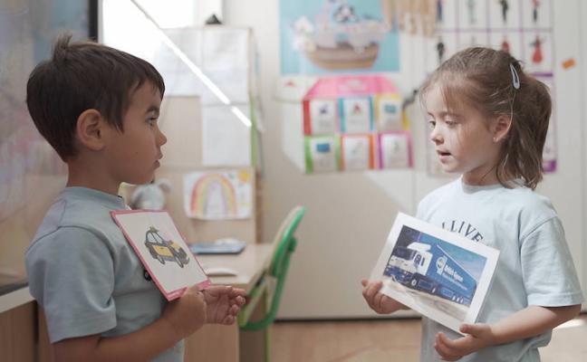 Colegio Salliver Infantil, cuando aprender es un juego y enseñar, un regalo