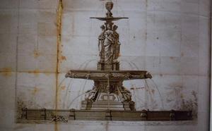 La fuente que vino de París