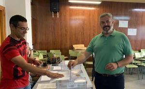 Vox apoyará la investidura de Francisco Salado pero no entrará en un gobierno con Por Mi Pueblo