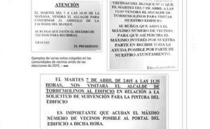 Una jueza archiva la denuncia del PSOE contra las ayudas del PP a edificios