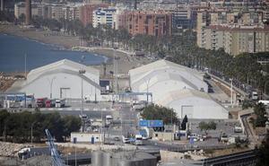 El suelo para el auditorio de Málaga en San Andrés se liberará tras la reforma de pescadería