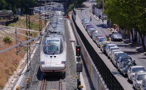 El AVE de Málaga a Granada: una alta velocidad muy lenta