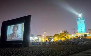 Cartelera del cine de verano 2019 en playas y barrios de Málaga