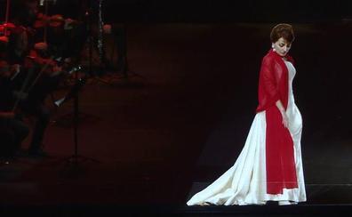 María Callas, Roy Orbison o Whitney Houston: en muerto y en directo