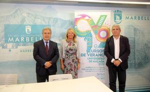 Los cursos de verano de la UMA arrancarán en Marbella con un aumento en su oferta