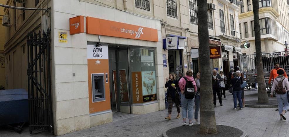 Las empresas de cambio de divisas ponen el foco en Málaga por su creciente interés turístico