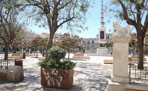 ¿Dónde está el león desaparecido en la plaza de la Merced?