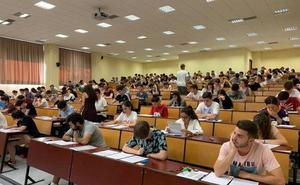 7.722 estudiantes de la provincia se enfrentan hoy a la selectividad en 17 sedes