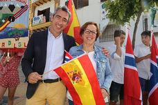 PSOE e IU firman el acuerdo de gobierno en Benalmádena