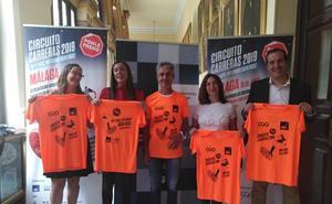 Málaga, tercera parada del Circuito de Carreras 'Ponle Freno'