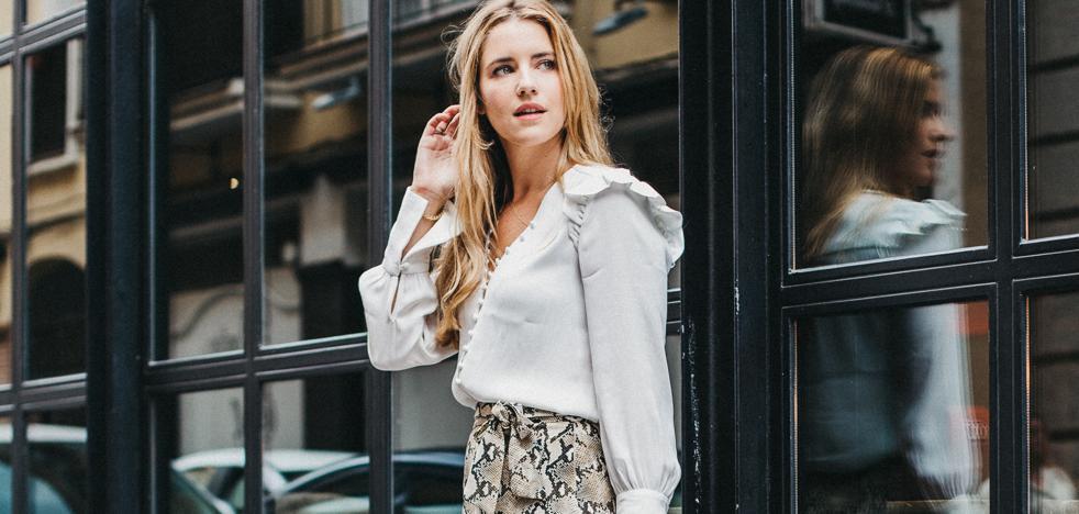 El sofisticado armario de la diseñadora de bolsos malagueña Ana Vera