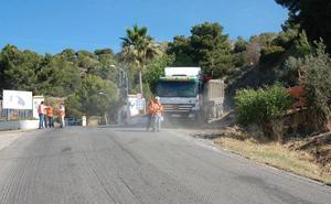 Comienza la ampliación de la planta de transferencia para recibir poda y escombros
