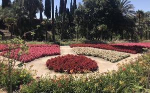 La Concepción pone en marcha una nueva experiencia sensorial con el 'Jardín de los sentidos'