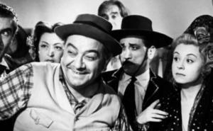 'Luces de variedades', la película sin guion con la que debutó Fellini
