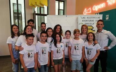 El videojuego de estudiantes de Almogía y de Campanillas recibe un premio nacional