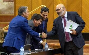 Vox: «Se han sentado las bases para impulsar las políticas del cambio en Andalucía»
