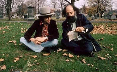 Bob Dylan y la Rolling Thunder Revue