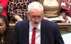 Corbyn falla en su primer intento de bloquear el 'brexit' sin acuerdo