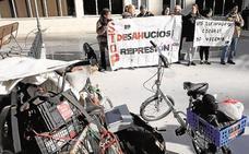 Los desahucios por impago de alquiler duplican ya a los de hipoteca en Málaga