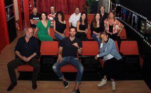 Un reparto malagueño para un Lorca con estética a lo Tarantino